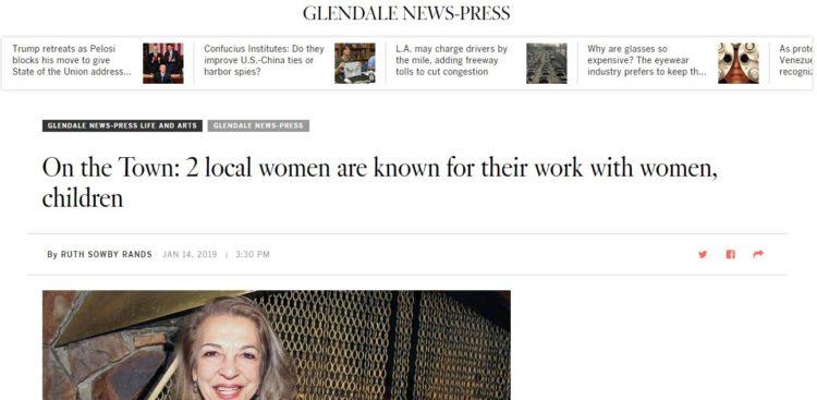 Los Angeles Times Article Spotlights HealWithin International