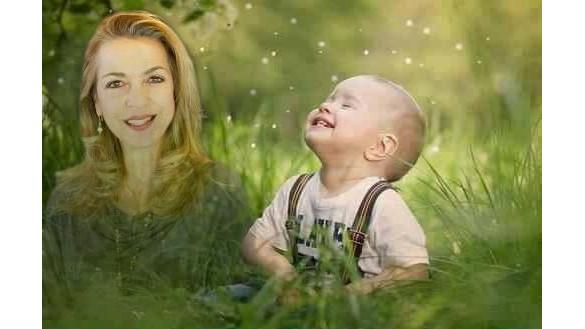 Liza and Baby